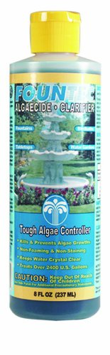 EasyCare FounTec 8-ounce Algaecide and Clarifier