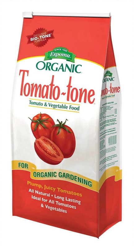 8 Best Fertilizer for Tomatoes Reviews: Grow a Vibrant Tomato Harvest