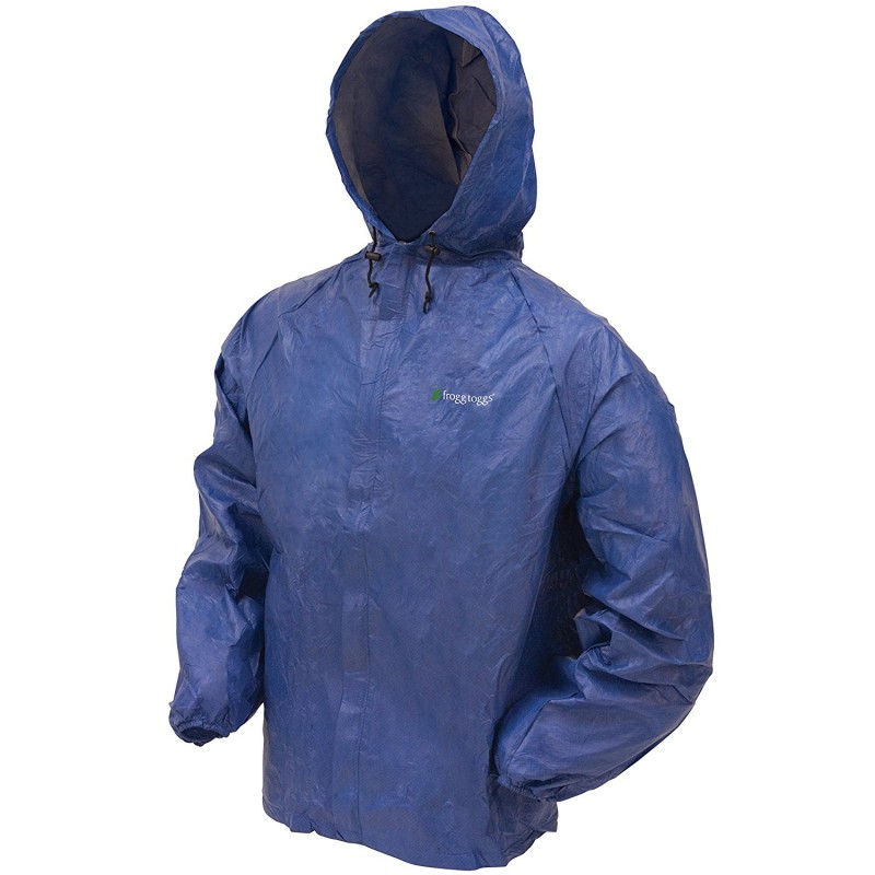 Frogg Toggs Men's Rain Jacket is on the best rain jackets