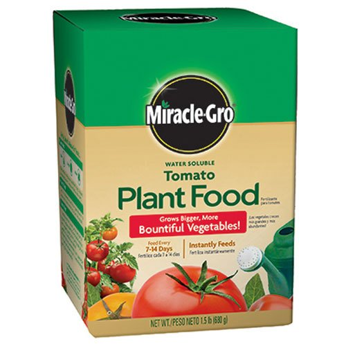 Miracle-Gro 1.5lbs Tomato Plant Food Fertilizer