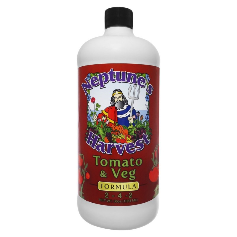Neptune's Harvest TV136 36-ounce Tomato and Vegetable Fertilizer