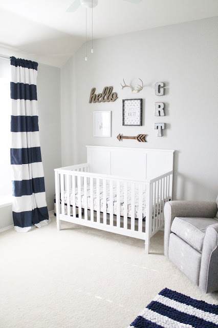 Baby Boy Room Mural Ideas: 101 Inspiring And Creative Baby Boy Nursery Ideas