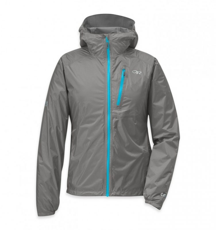 Outdoor Research Women's Helium II Jacket - best rain jackets