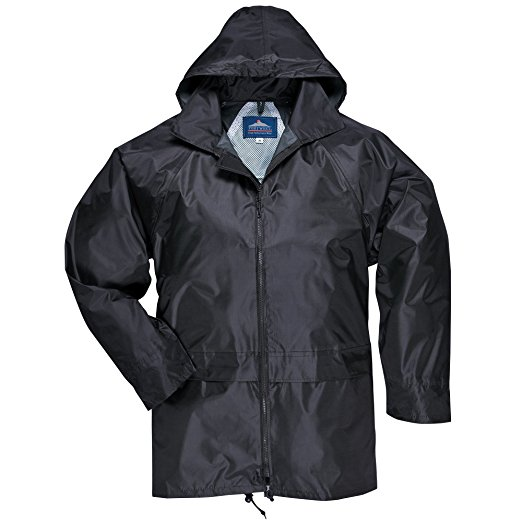 Portwest Men's Classic Rain Jacket best rain jackets