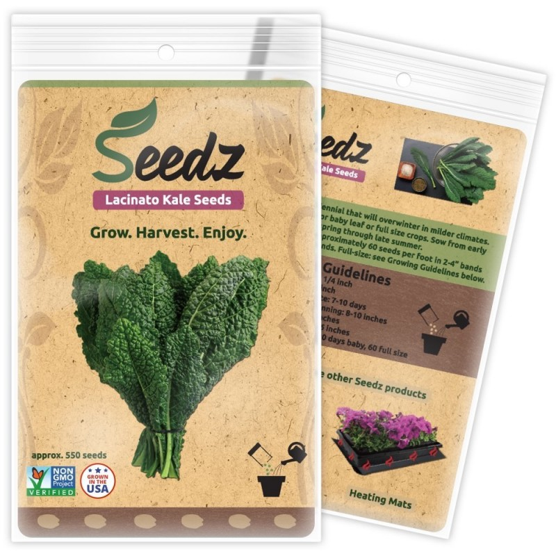 Seedz CERTIFIED ORGANIC SEEDS