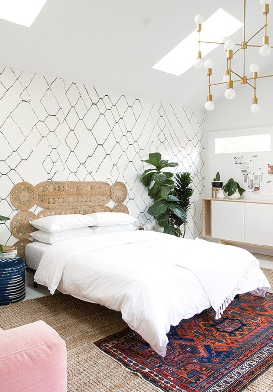 31 Unique DIY Headboard Ideas To Turn Your Bed Into a ...