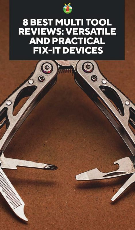 8 Best Multi Tool Reviews: Versatile and Practical Fix-It Devices
