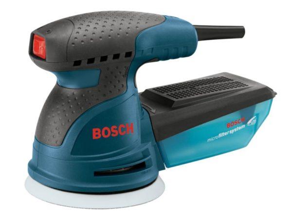 Bosch ROS20VSC Random Orbit 5-inch Sander/Polisher