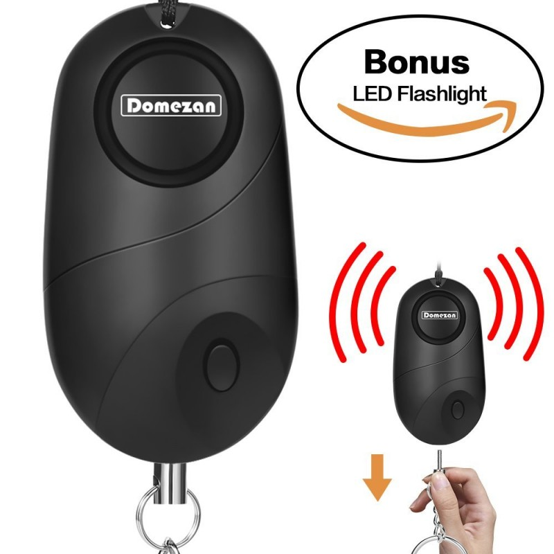 Domezan Personal Alarm Keychain