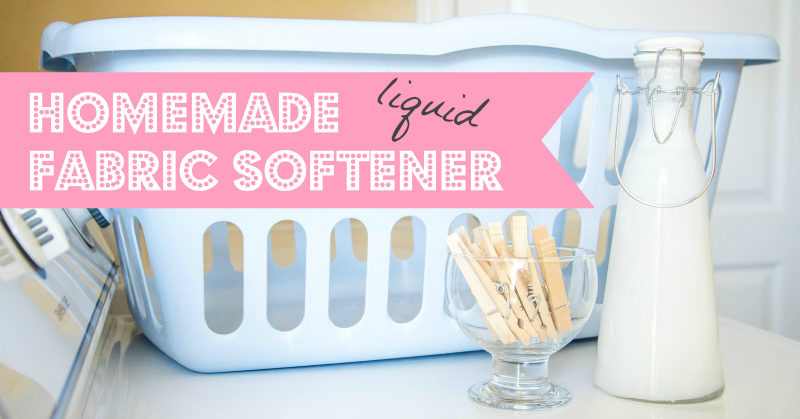 Fabric Softeners to Make Your Laundry