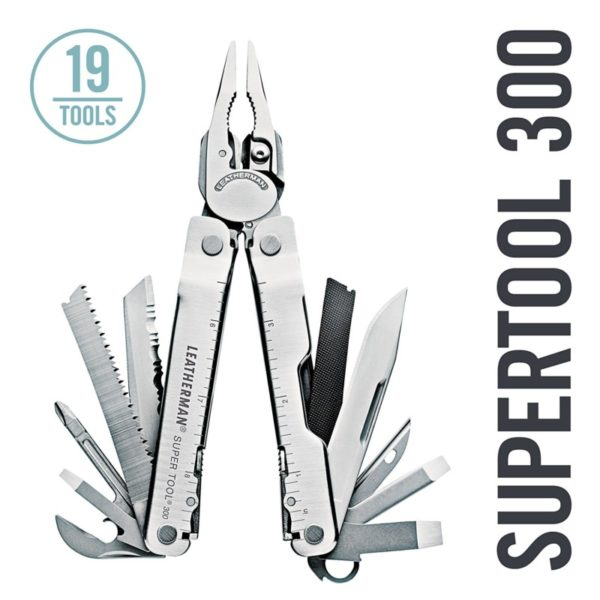 Leatherman - Super Tool 300 Multitool