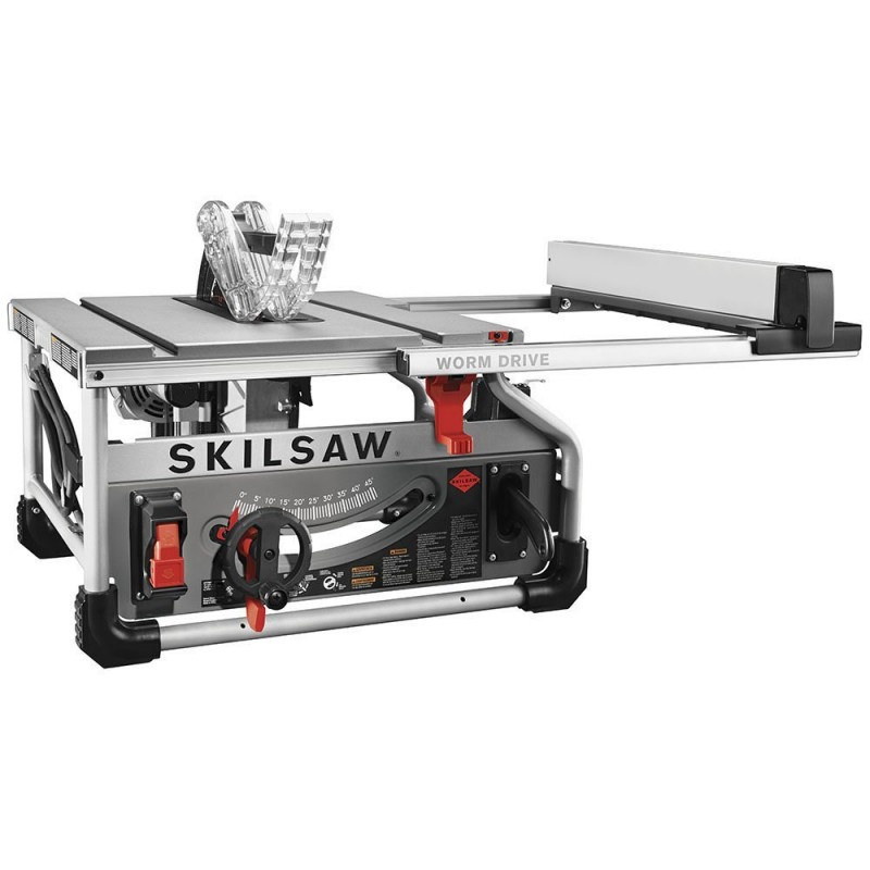 SKILSAW SPT70WT-01 10-Inch Worm Drive Table Saw