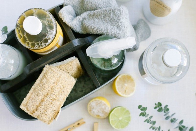 10 Homemade All Purpose Cleaners to