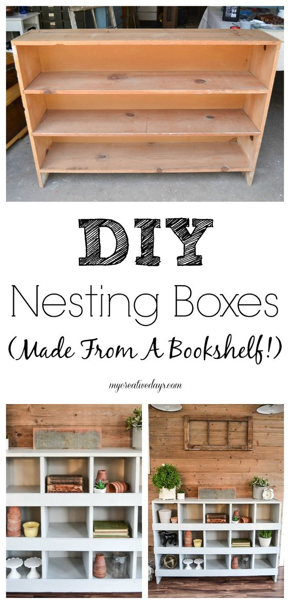 Do It Yourself Home Design: 21 DIY Nesting Box Plans And Ideas You Can Build In One Day