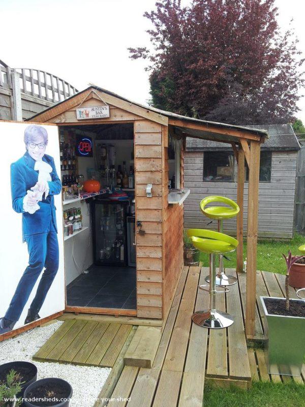 100 DIY Backyard Outdoor Bar Ideas to Inspire Your Next ...