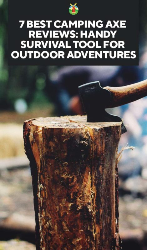 7 Best Camping Axe Reviews: Handy Survival Tool for Outdoor
