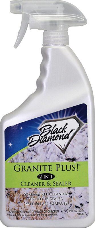 Black Diamond GRANITE PLUS! 2 in 1 Cleaner and Sealer