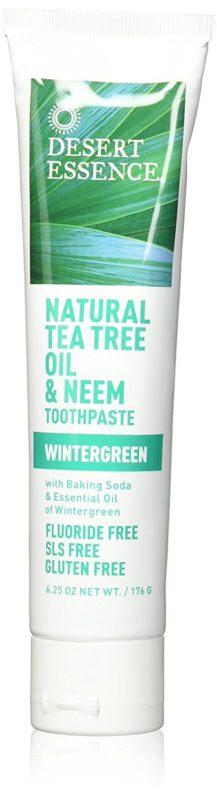 Desert Essence Toothpaste