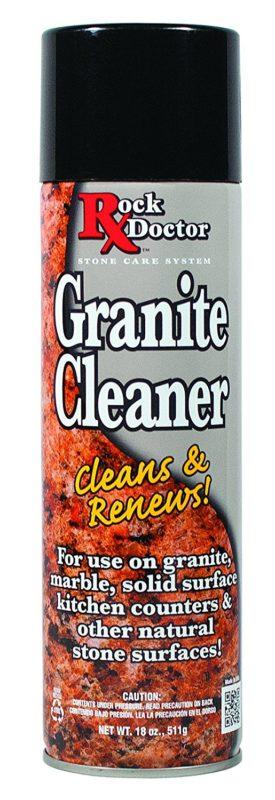 Rock Doctor Granite Cleaner Aerosol Spray