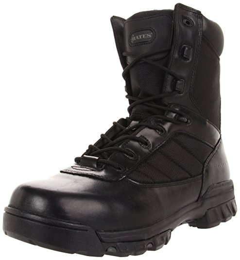 Bates Men's Ultra-Lites 8 Inches Tactical Sports Side-Zip Boot