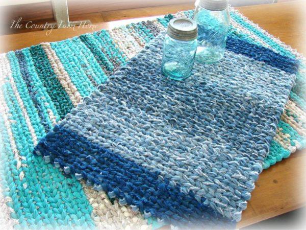 rag rug designs
