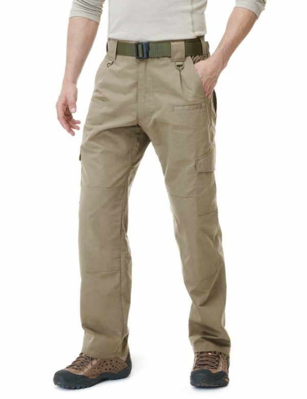 CQR TLP10 Men's Tactical Pants Lightweight EDC Assault Cargo