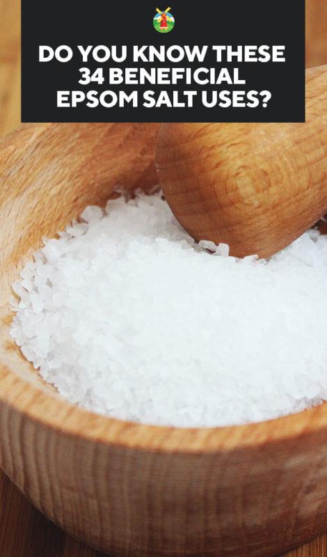 34 beneficial epsom salt uses you never knew before. Black Bedroom Furniture Sets. Home Design Ideas
