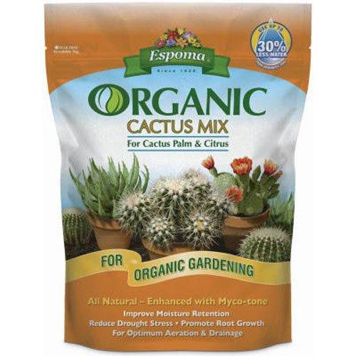 Espoma CA4 4-Quart Organic Cactus Mix