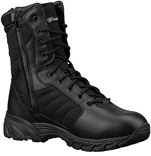 Smith & Wesson Footwear Men's 8-Inch Breach 2.0 Tactical Boots
