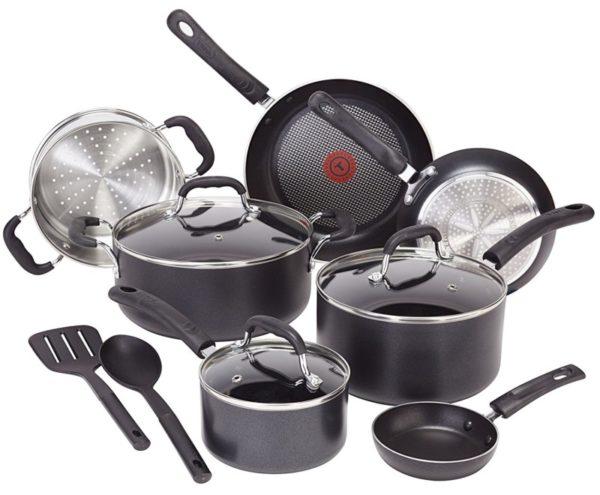 T-fal C515SC 12-Piece Induction Cookware Set