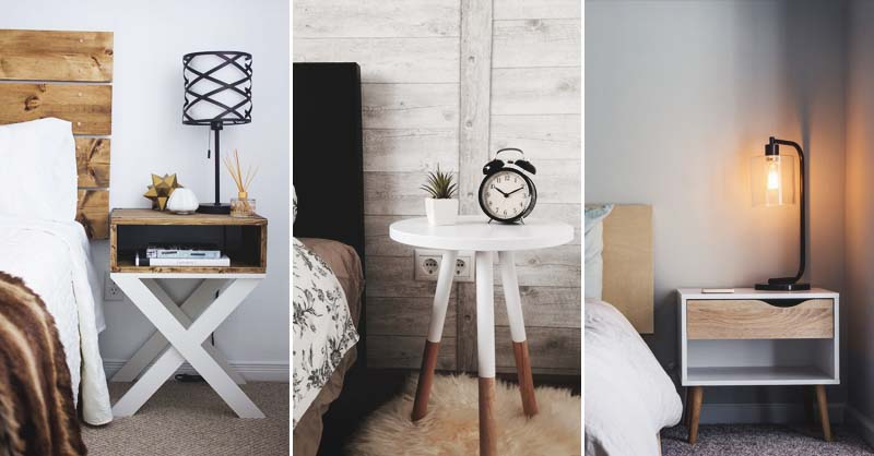 100 Functional Diy Nightstand Builds To Instantly Impress