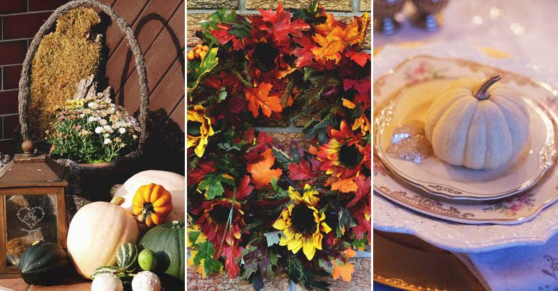 30 delightful thanksgiving decorations for your house rh morningchores com free pictures of thanksgiving decorations pictures of outdoor thanksgiving decorations