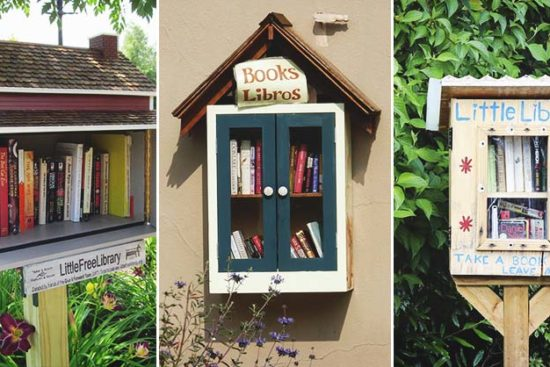 44 Little Free Library Plans That Will Inspire Your Community to Read