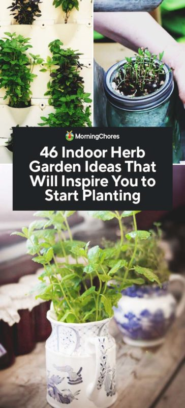 46 Indoor Herb Garden Ideas That Will Inspire You To Start