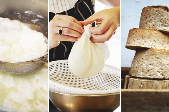5 Steps to Start a Homemade Cheese-Making Routine