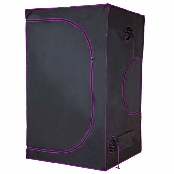 Apollo Horticulture 48 x 48 x 80-inch Hydroponic Grow Tent