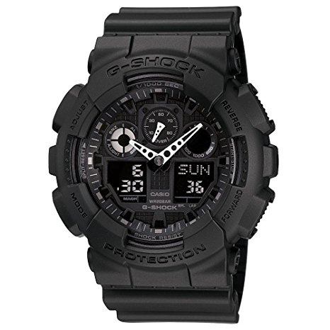 Casio Men's G-SHOCK 100-1A1 Military Series Watch