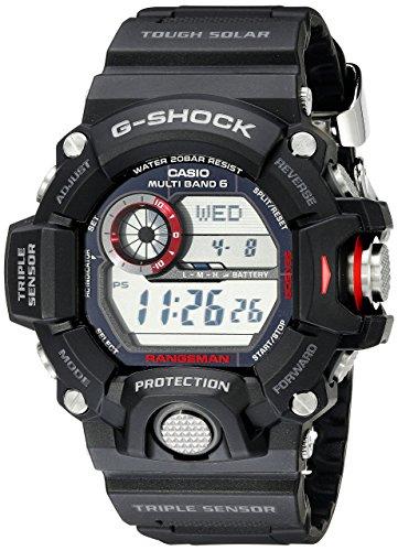 Casio Men's GW-9400-1CR Master of G Rangerman Military Watch
