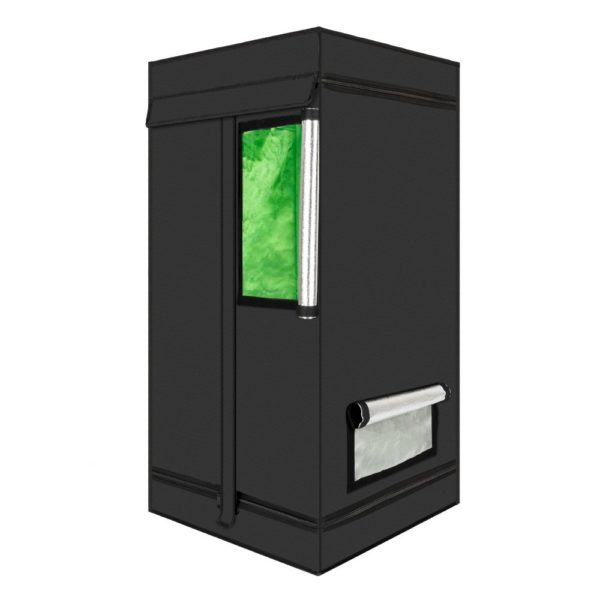 CoolGrows 24x48X24-inch Hydroponics Grow Tent