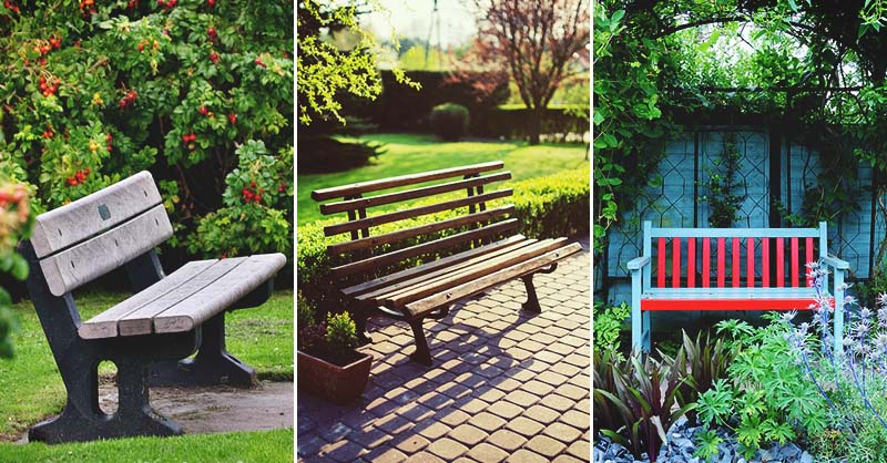 Astonishing 28 Diy Garden Bench Plans You Can Build To Enjoy Your Yard Uwap Interior Chair Design Uwaporg