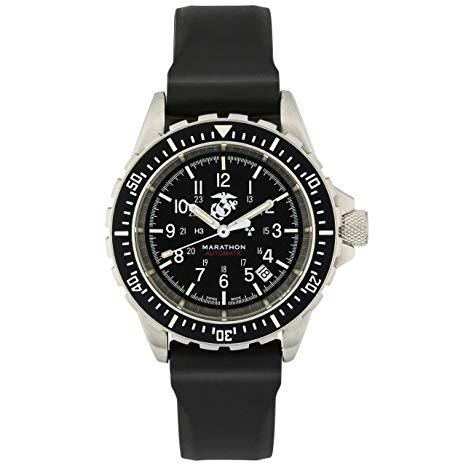 Marathon WW194006 GSAR Military Issue Diver's Watch