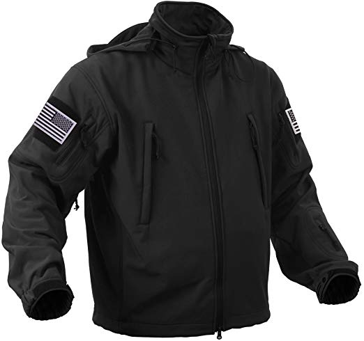 Rothco Special Ops Tactical Soft Shell Jacket for emergency supplies