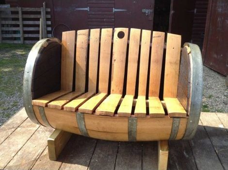 barrel-bench