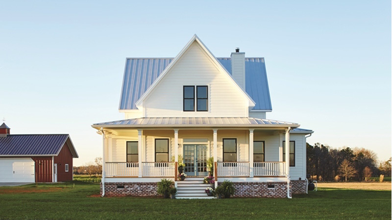 25 Gorgeous Farmhouse Plans for Your Dream Homestead House on country home plans with wrap around porch, country living house floor plans, country living style house plans, country living modular home,
