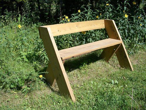 Fine 28 Diy Garden Bench Plans You Can Build To Enjoy Your Yard Dailytribune Chair Design For Home Dailytribuneorg