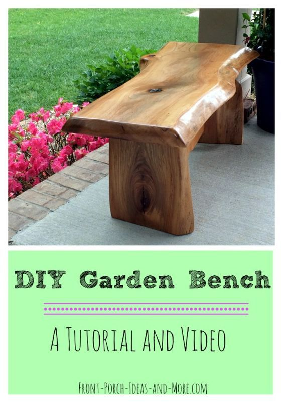 Outstanding 28 Diy Garden Bench Plans You Can Build To Enjoy Your Yard Gmtry Best Dining Table And Chair Ideas Images Gmtryco