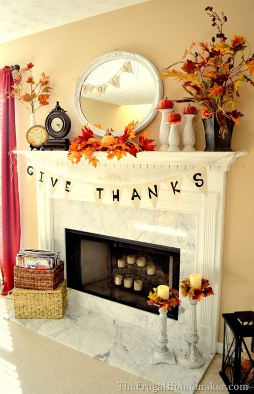 10 Delightful Thanksgiving Decorations for Your House
