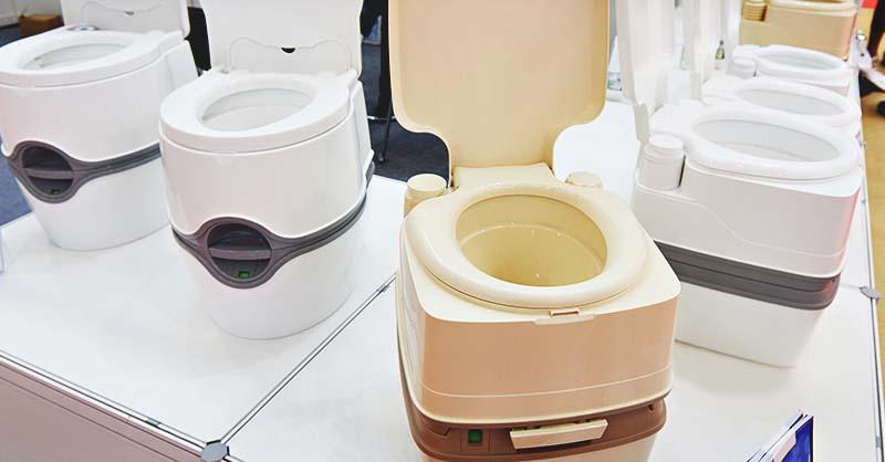توالت سیار (راهنمای خرید و استفاده)