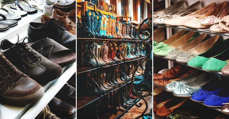 3a4c82d55 Is your closet overrun with shoes? Is it as though you can't find what  you're looking for in the rush of the morning because you have to dig  through a ...