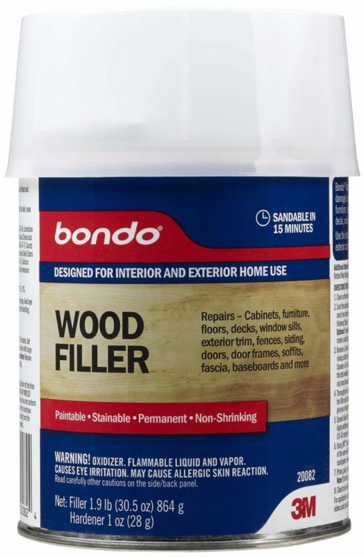 8 Best Wood Filler Reviews Complete Your Repair Projects